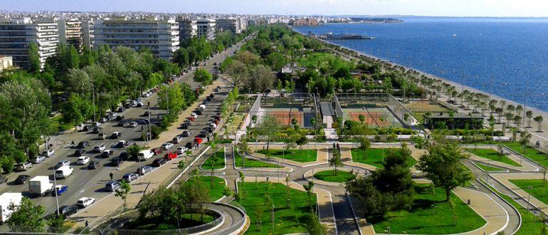 Παραλιακό Μέτωπο, ThessAgenda, Πρόταση - Ατζέντα για το Νομό Θεσσαλονίκης, Κώστας Ευθυμίου